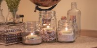 How to Make Mason Jar Tealight Holders - CandleScience