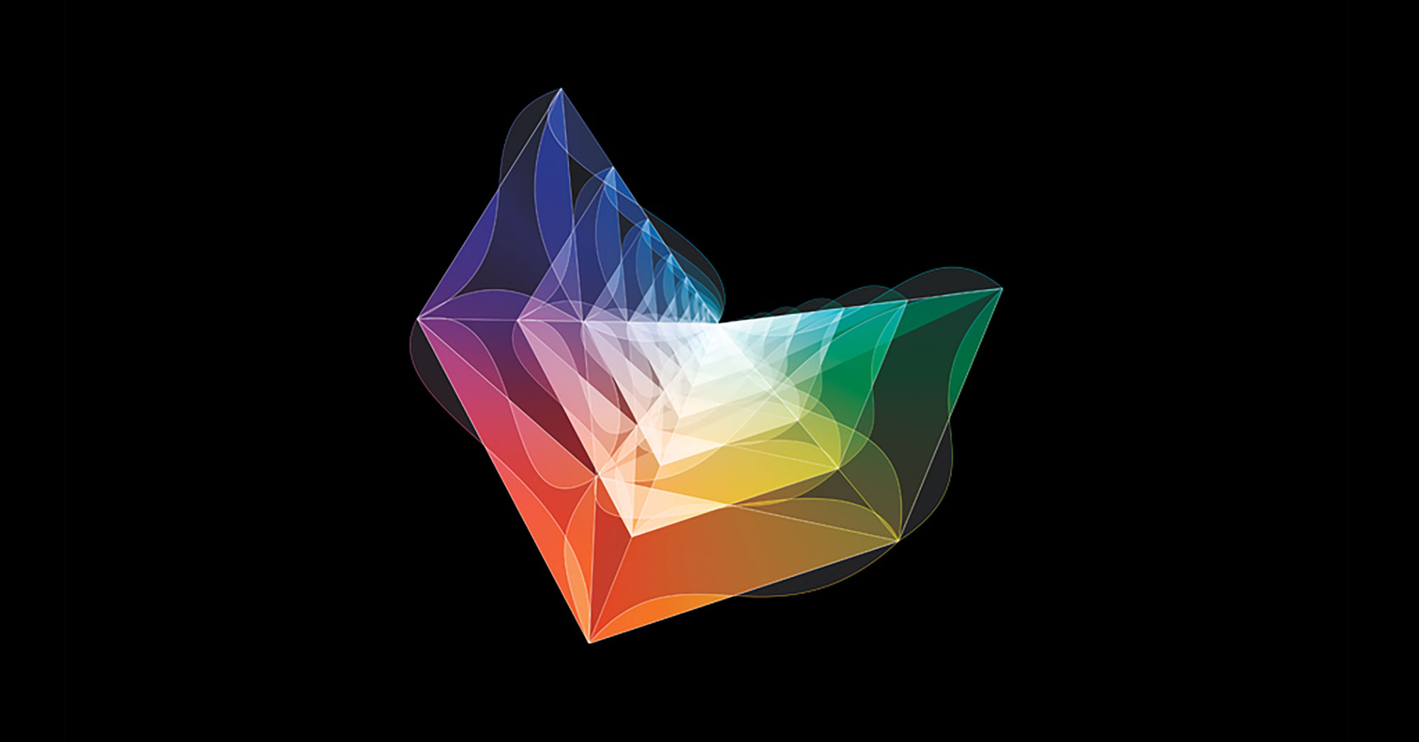 hight resolution of illustration of an amplutihedron