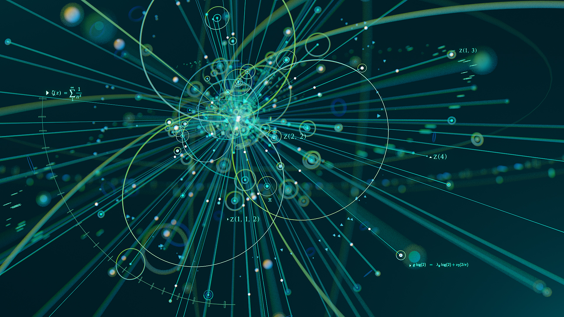 hight resolution of strange numbers found in particle collisions