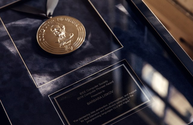Medal for the IEEE Computer Pioneer Award