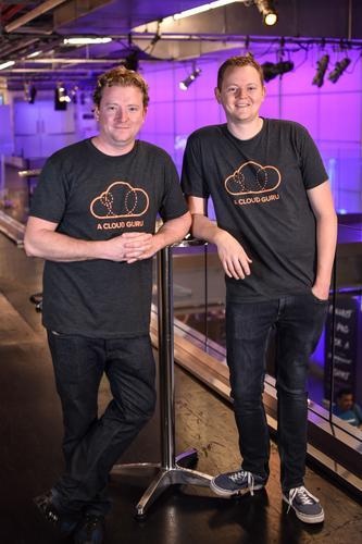 ACG founders: Ryan Kroonenburg (L), Sam Kroonenburg (R)