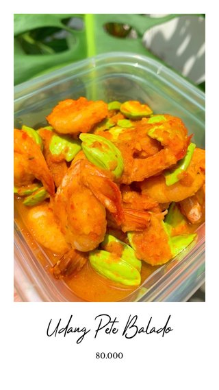 Udang Balado Pete : udang, balado, Steller:, Create, Beautiful, Social, Media, Stories