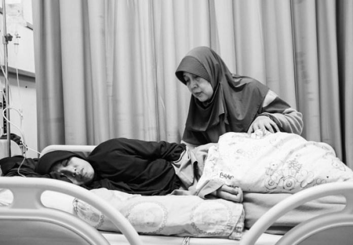 Image result for pendamping pasien kanker