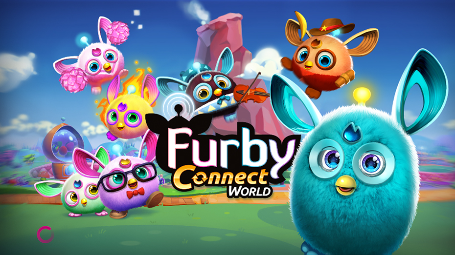 Furby Connect Is A Robot (with An App) For A New Generation