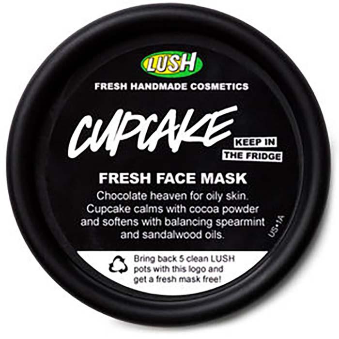 Lush Fresh Face Masks