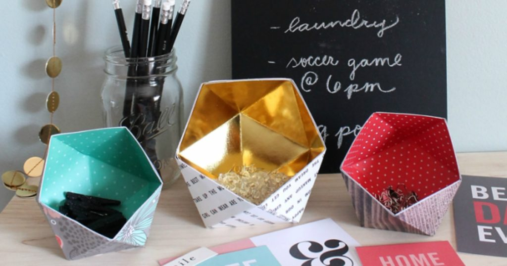 Cute And Clever Diy Paper Crafts For Your Room