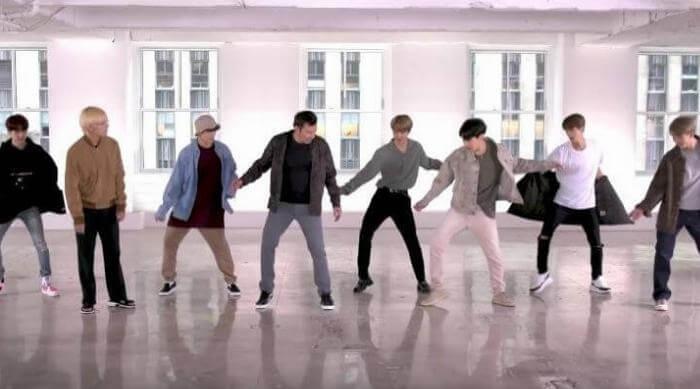 Watch BTS Slay Jimmy Fallons Fortnite Dance Challenge