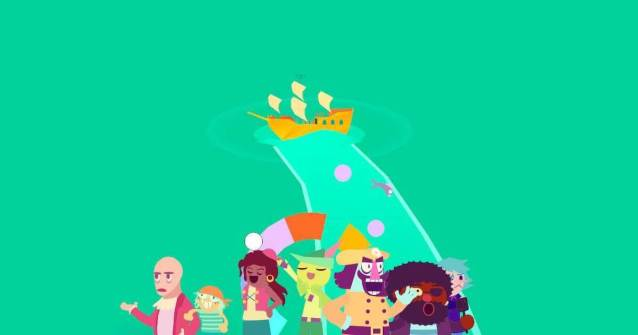 Image result for wandersong pirates