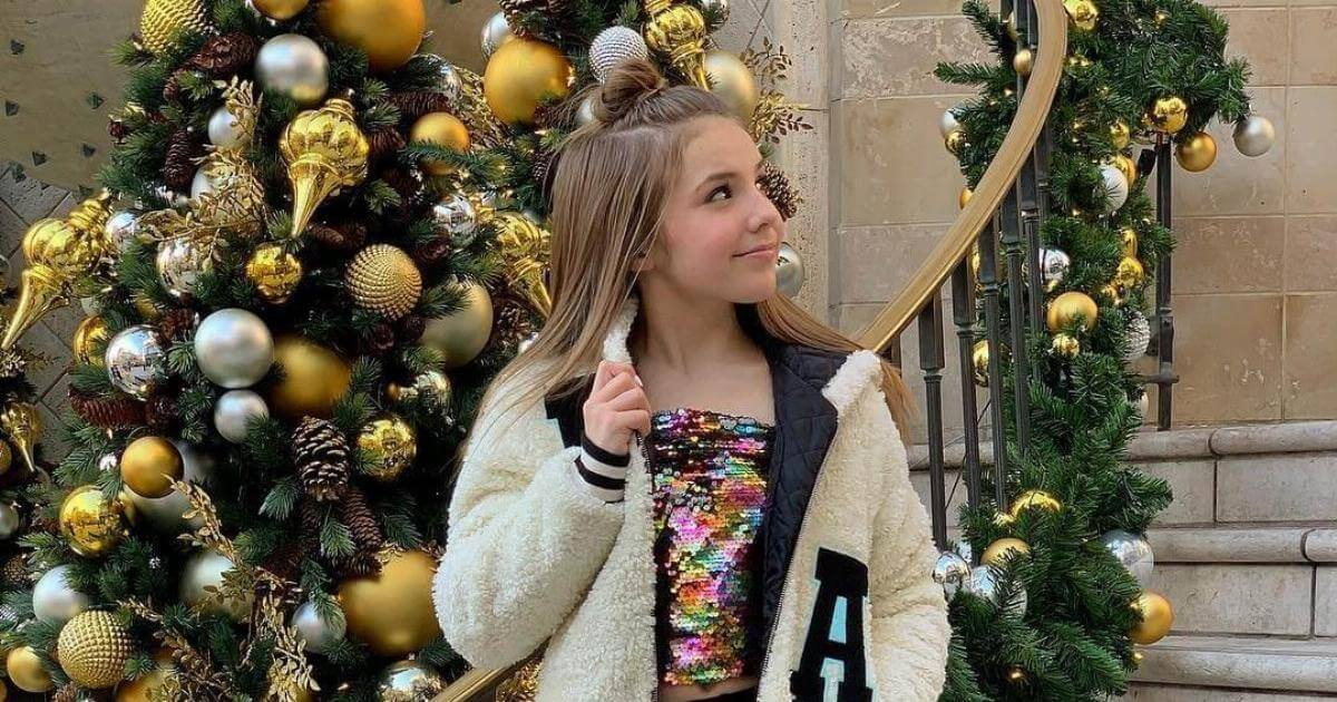 Watch Piper Rockelles Music Video for Its Christmas