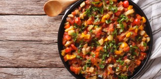 Pisto ( Spanish ratatouille)