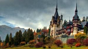 Castelul Peles Romania