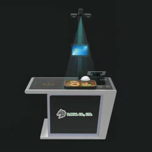 object recognition cashier for canteen