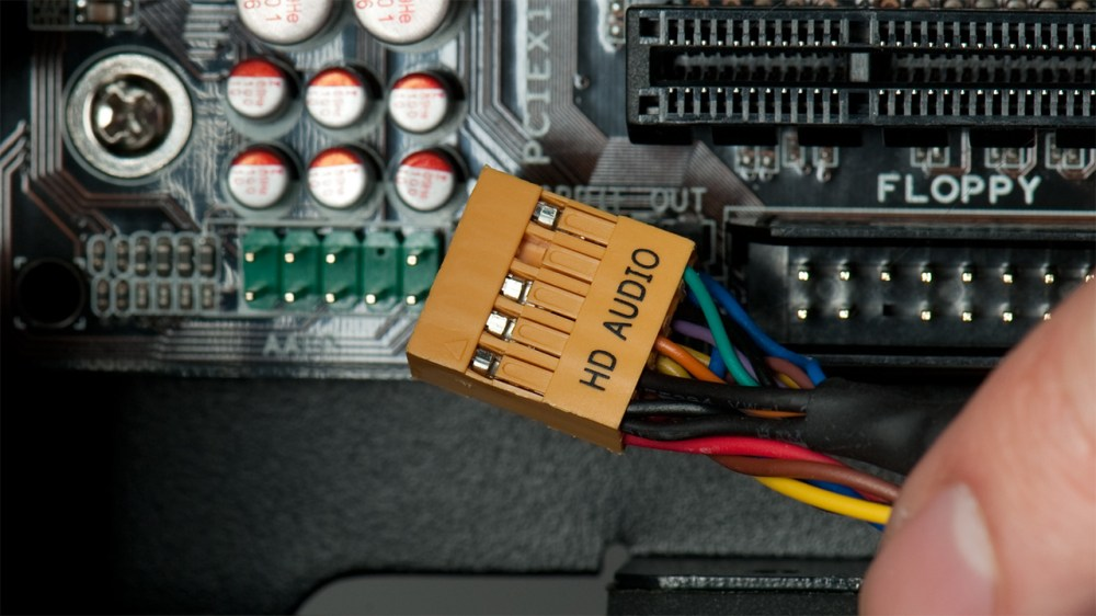 medium resolution of motherboard audio and mic wiring diagram