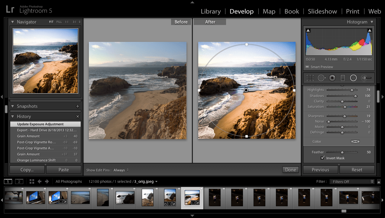Living with Photography Adobe Lightroom 5 Review  Tested
