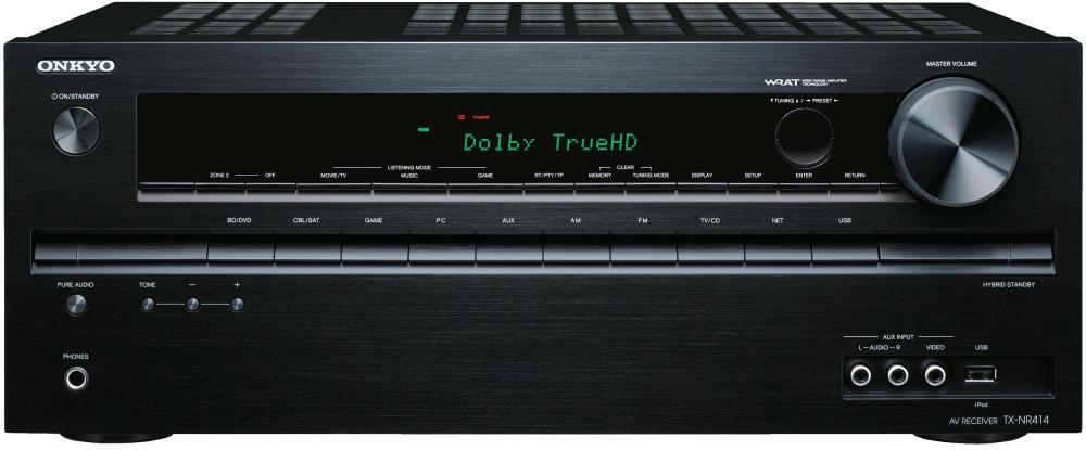 medium resolution of onkyo was our pick last year with the tx nr414 but it s now discontinued with nothing to directly replace it the step up tx nr525 is the closest currently