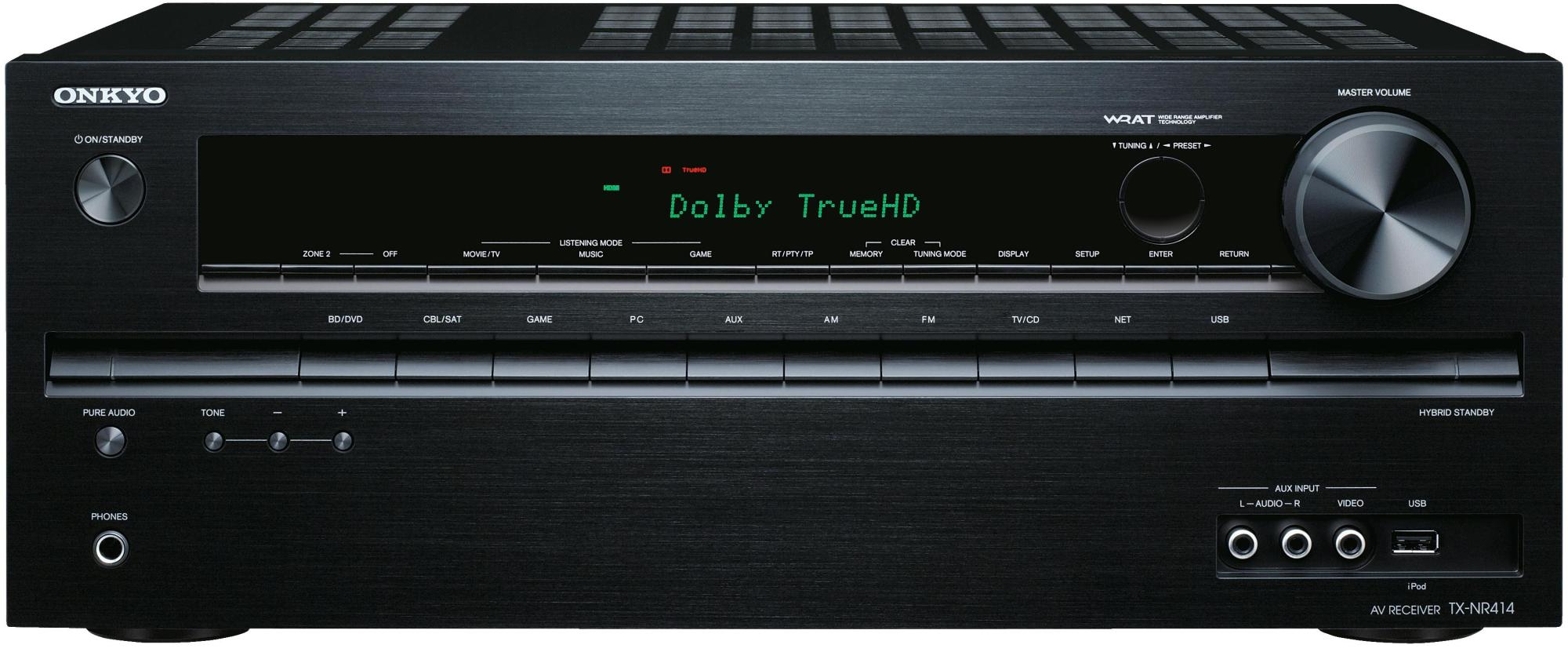 hight resolution of onkyo was our pick last year with the tx nr414 but it s now discontinued with nothing to directly replace it the step up tx nr525 is the closest currently