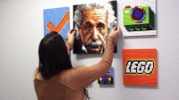 Brick-A-Pic Kickstarter Project Creates LEGO Mosaics - Tested
