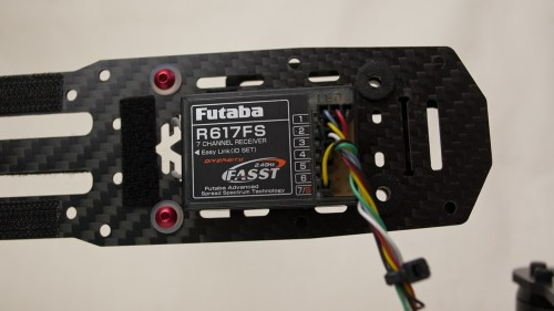 small resolution of although pwm receivers like the futaba r617fs use up to 8 wires to interface with the cc3d the connections are still rather simple