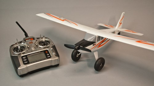 small resolution of e flite s umx timber is a small and lightweight rc airplane that is factory assembled