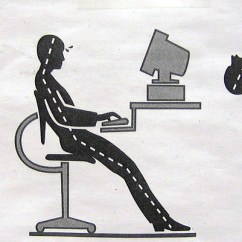 Office Chair Posture Tips Mobile Nail Table And Essential For Proper A Day At Your Desk Tested