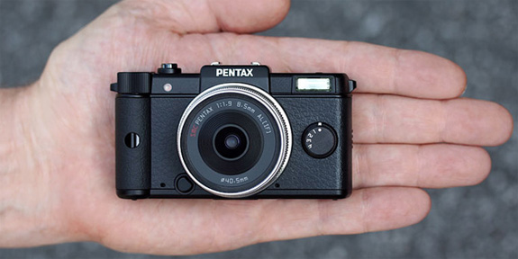 initiationphoto - Pentax Q