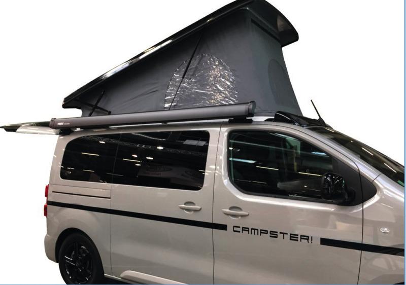 awning omnistor 4900 adapter citroen spacetourer 2 6m for right side