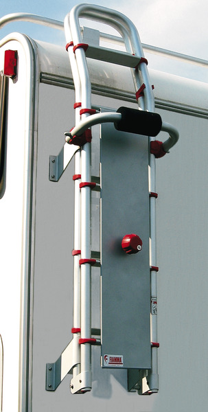 ladder protection system