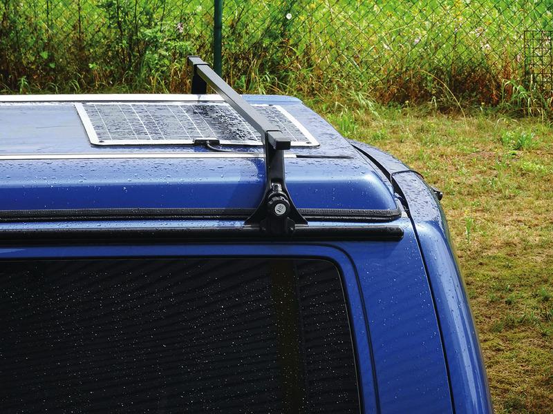 roof rack twenty 200mm high max100kg