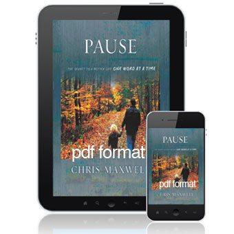 pause ebook pdf