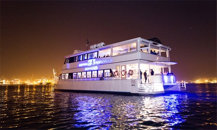 Hyperli  Buffet Meal with a 2Hour Cruise for Two at La