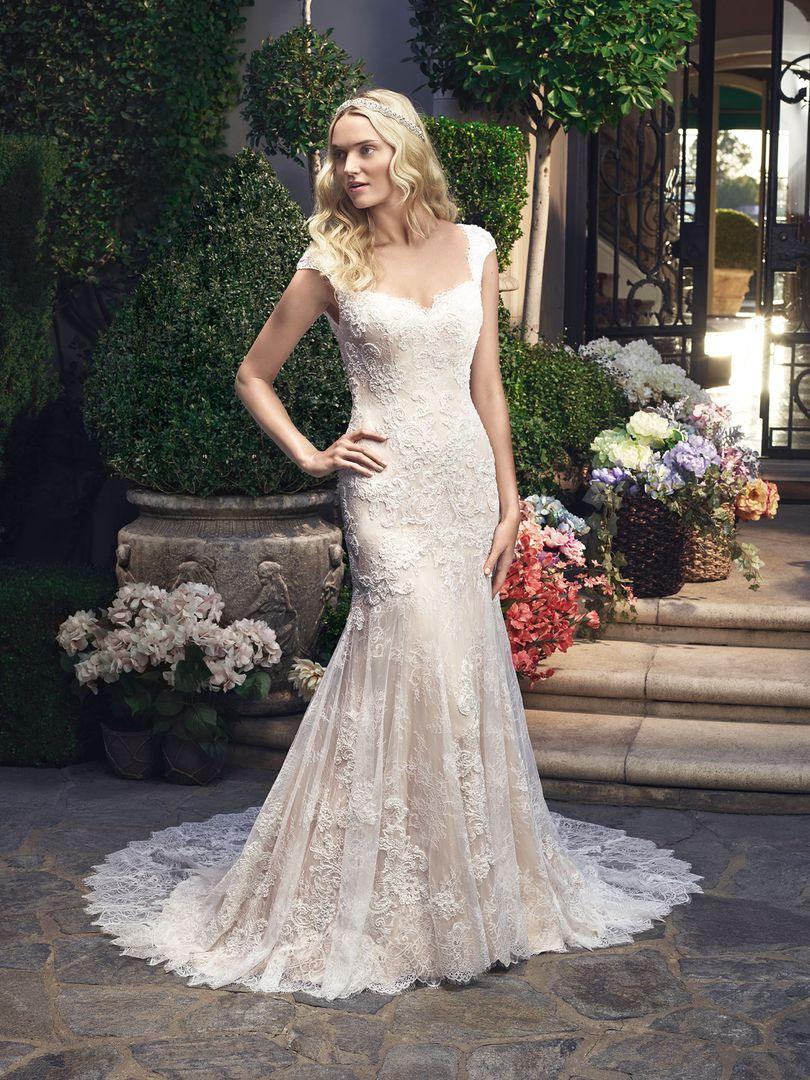 Style 2215  Casablanca Bridal