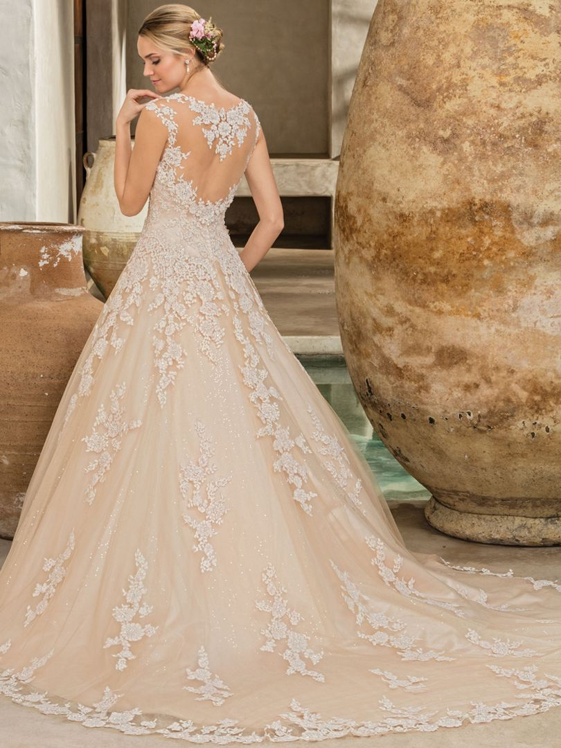 Style 2289 Amber  Casablanca Bridal