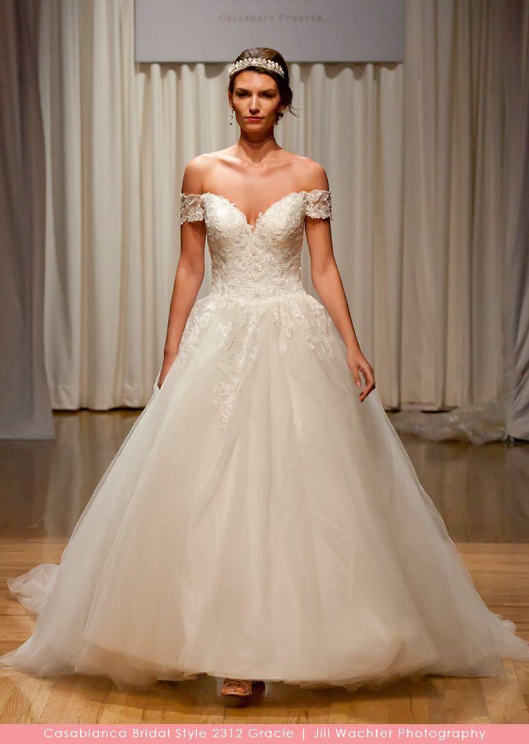 Style 2312 Gracie  Casablanca Bridal