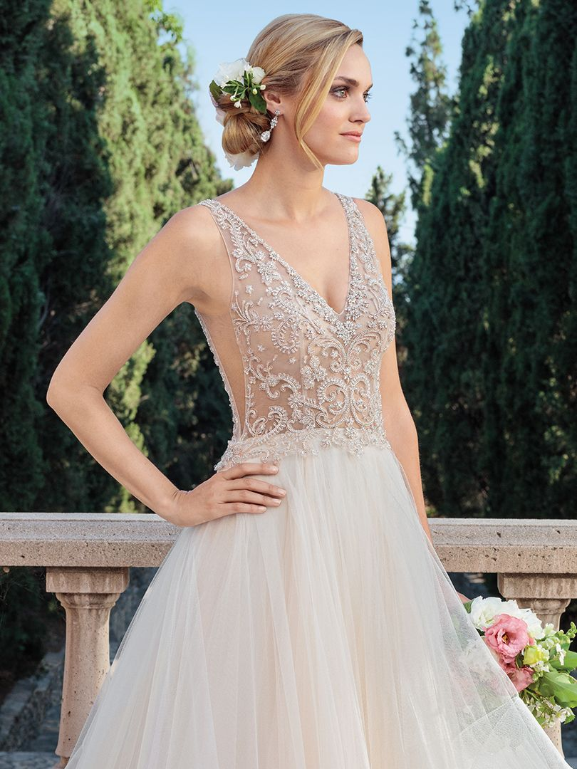 Stunningly Sweet  Sexy Casablanca Bridal Gown 2315 Tori  Blog  Casablanca Bridal