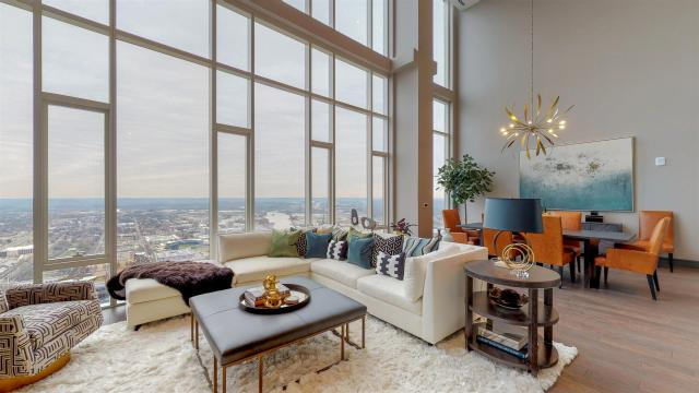 $6,000,000 - 3Br/4Ba -  for Sale in 505 High Rise Condominiums, Nashville