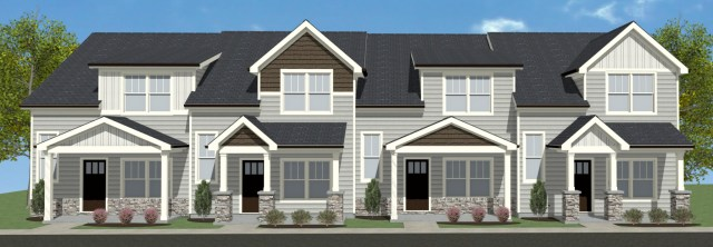 $206,900 - 3Br/3Ba -  for Sale in Bell Forge Townhomes, White Bluff