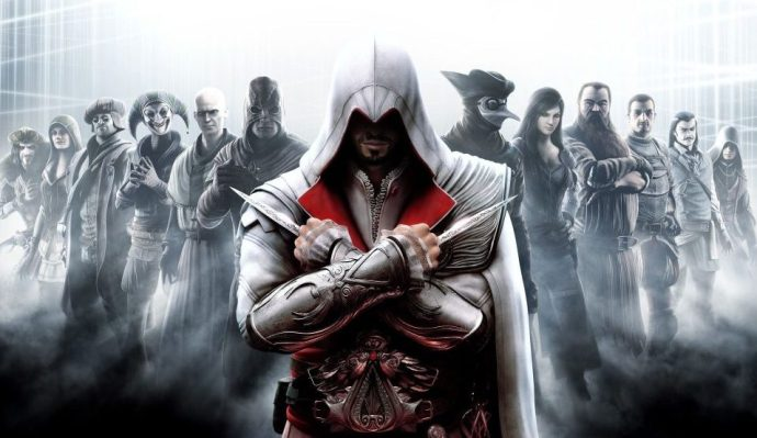 The Assassin's Creed saga stars in the new Humble Bundle
