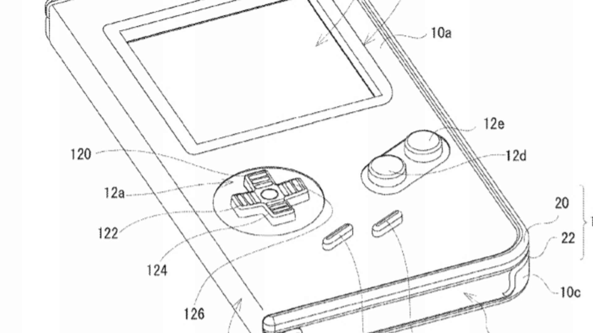 Nintendo patent points to working Game Boy shell for your