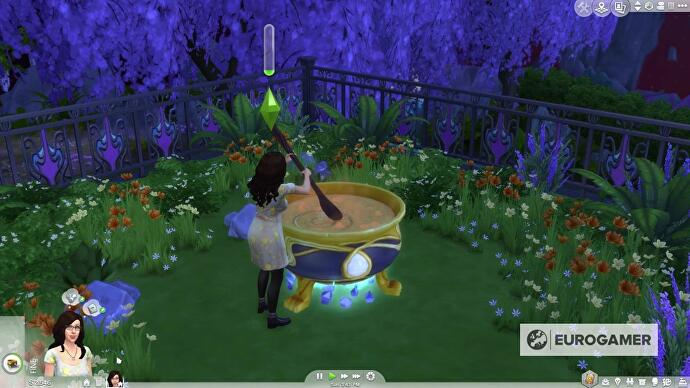 the sims 4 spellcasters