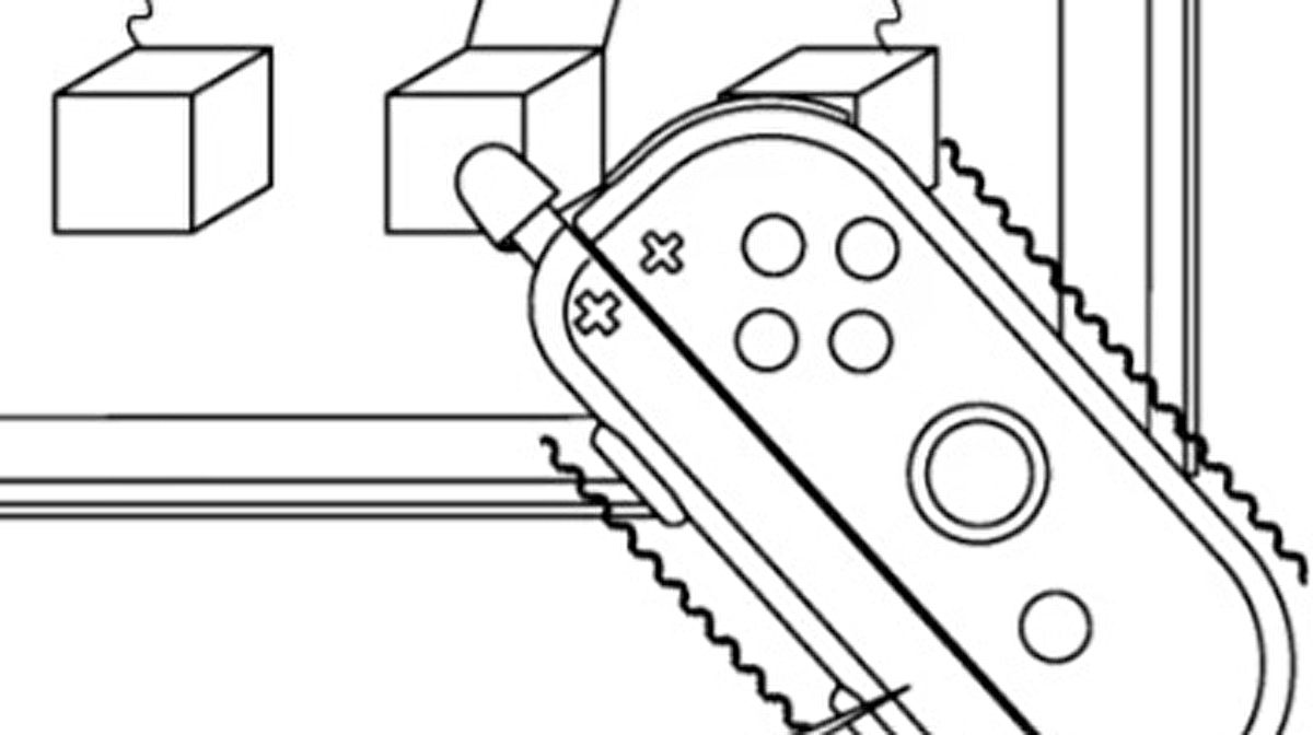 Nintendo has planned an attached Switch stylus for your Joy-Con • Eurogamer.net