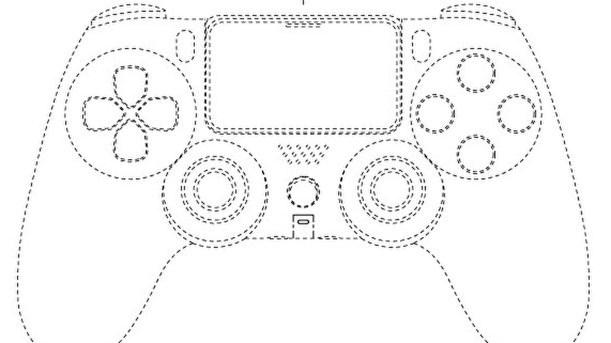 PS5 controller features, including haptic feedback