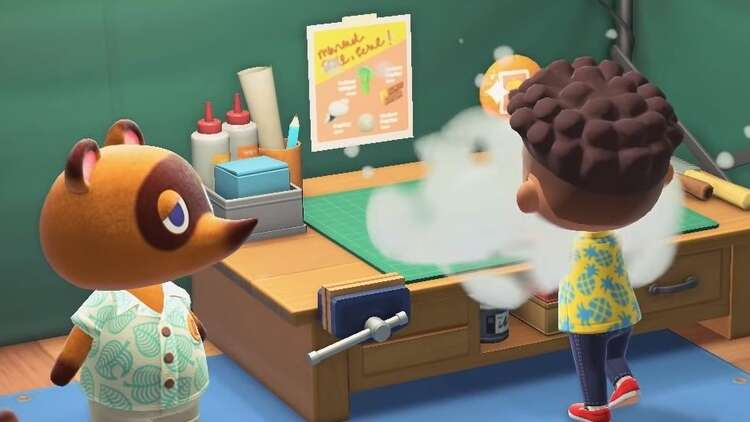Animal Crossing Crafting How To Get Diy Recipes And Diy Workbenches In New Horizons Explained Eurogamer Net