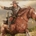 """Red Dead Online's horses have """"gone wild"""" since update, players say 💥😭😭💥"""