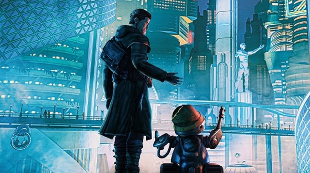 Point-and-click adventure sequel Beyond a Steel Sky coming to consoles this November 2