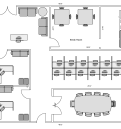 office floor plan [ 1465 x 1297 Pixel ]