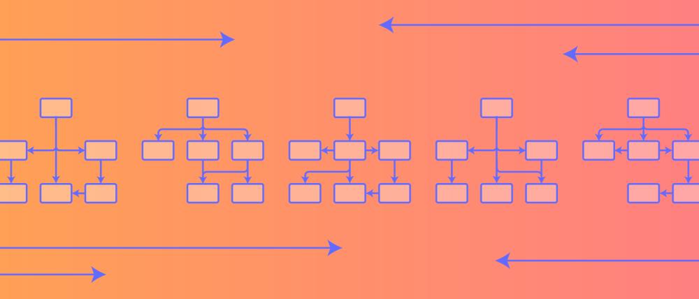 medium resolution of proces flow diagram color code