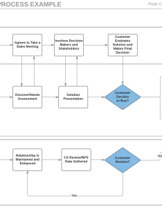 If you  re in  leadership or support role have each of your sales reps also map out their own processes remember the lone wolf quota crusher  mentioned steps to build process flowchart and boost revenue rh lucidchart