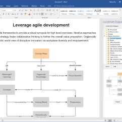 Tree Diagram Microsoft Word 24v Starter Relay Wiring Lucidchart For All Your Office Needs