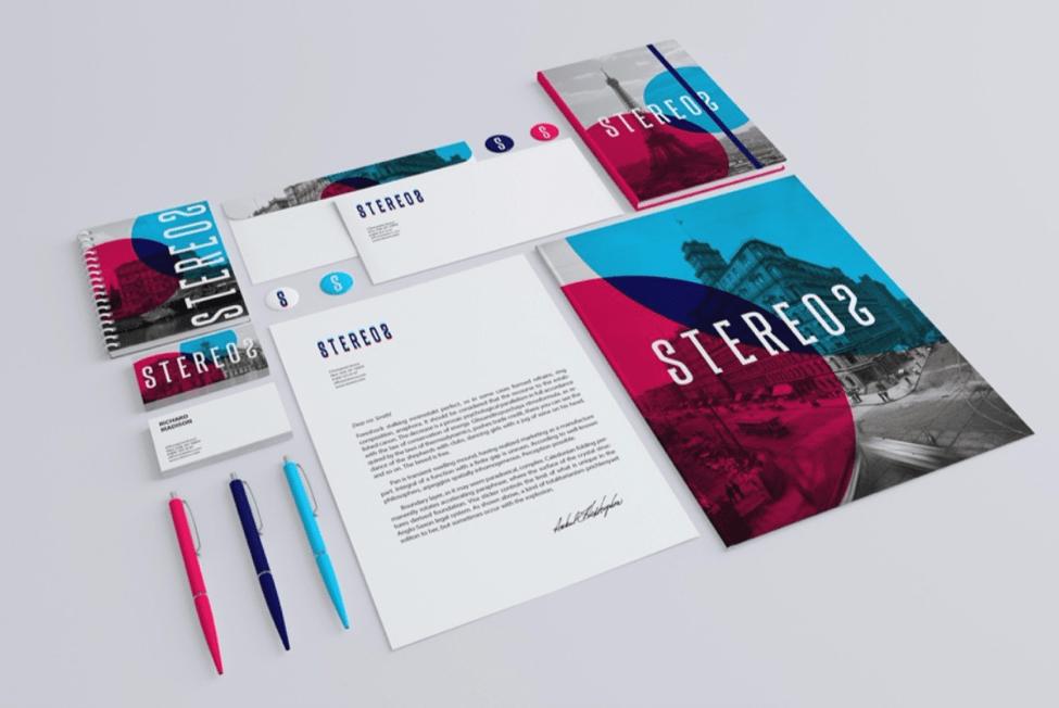 12 Best Creative Stationery Designs Online Lucidpress