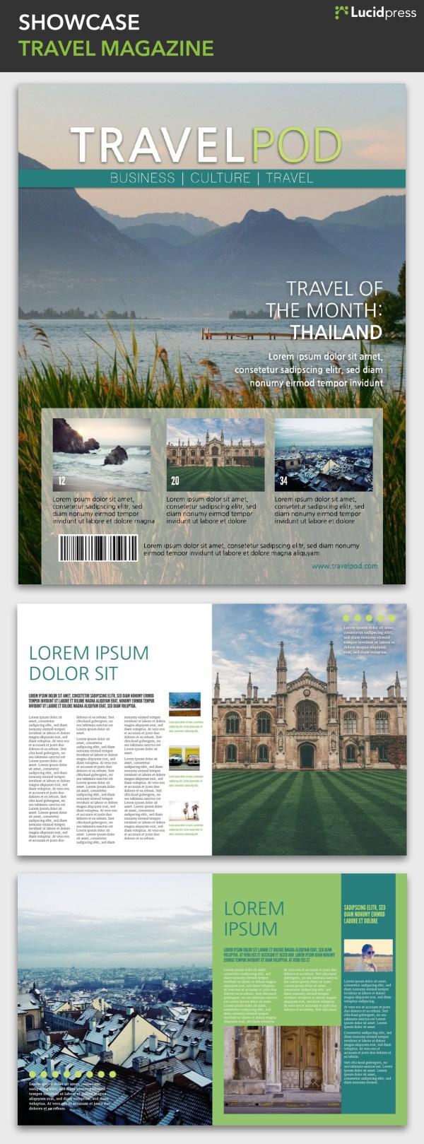 Magazine Layout Design Ideas Inspiration